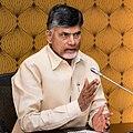 Chandrababu Naidu during cabinet meeting.jpg