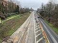 Chantier Construction Tramway IdF Ligne 10 Avenue Claude Trébignaud - Clamart (FR92) - 2021-01-03 - 1.jpg