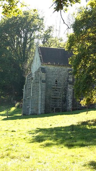 Chapelle Notre-Dame de Presles