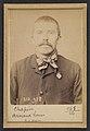 Chapin. Armand, Louis. 30 ans, né à Épeigné (Indre & Loire). Charron. Anarchiste. 1-3-94. MET DP290260.jpg