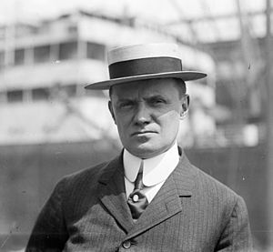Charles S. Whitman - Whitman in 1910