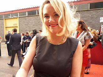 Charlie Brooks - Brooks at the 2011 British Soap Awards