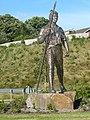 Chartist man at Blackwood - geograph.org.uk - 871126.jpg