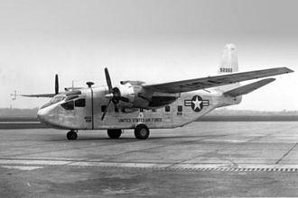 Chase YC-122 Avitruc - YC-122C