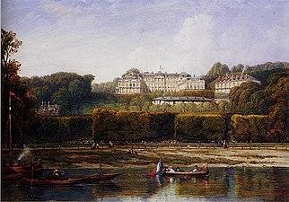 """Résultat de recherche d'images pour """"château de Saint-Cloud"""""""