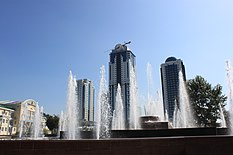 Chechnya Grozny City.JPG