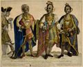 Cherokee Nation, Emissaries of peace, 1762.png