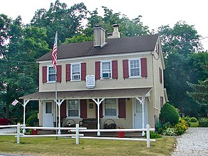 Gloucester Township, New Jersey - Chew-Powell House