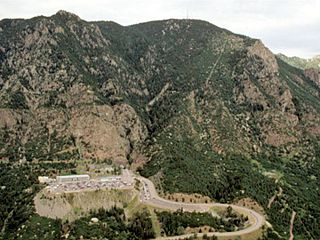 Cheyenne Mountain Air Force Station