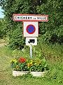 Chichery la Ville-FR-89-panneau d'agglomération-04.jpg