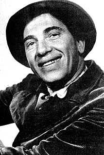 Chico Marx American comedian