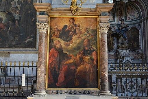 Chiesa di Santa Maria la Nova (Napoli) - Interno 009