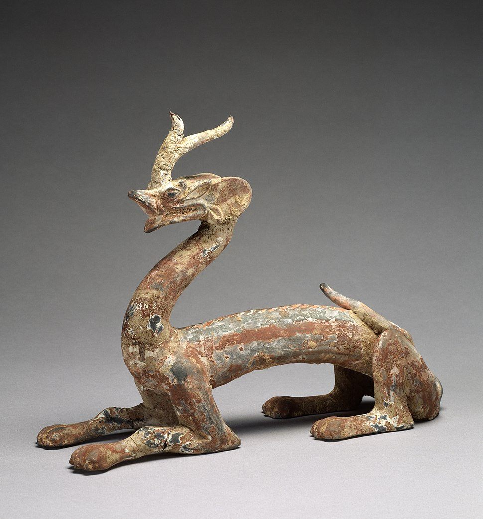 Chinese - Dragon - Walters 492425 - Profile