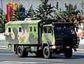 Chinese military truck during China's 60th anniversary parade.jpg