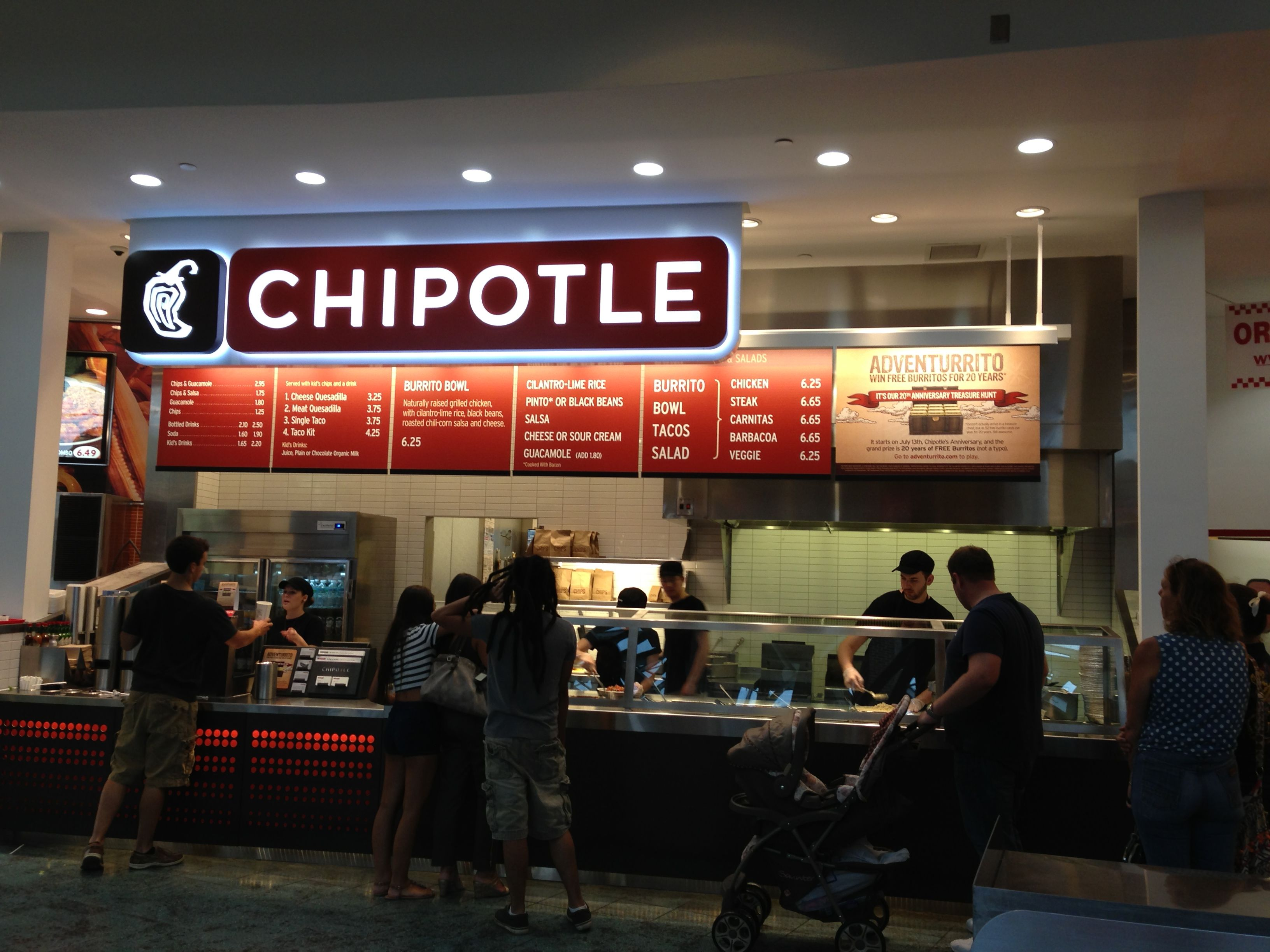 Chipotle study wraps up after norovirus outbreak