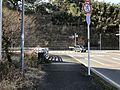 Chiriku-Hachimangu Crossroads 20170216.jpg