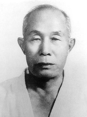Hapkido - Master Choi Yong-Sool (circa 1954)