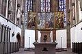 Choir and altarpiece - Marienkapelle -Würzburg - Germany 2017.jpg
