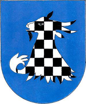 Choteč (Jičín District) - Image: Choteč (okres Jičín) znak
