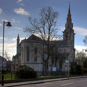 Tobias and the Angel (opera) - Christ Church, Highbury where Tobias and the Angel premiered on 7 July 1999