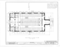 Christ Episcopal Church, Broad Street and Sycamore Avenue, Shrewsbury, Monmouth County, NJ HABS NJ,13-SHREW,1- (sheet 2 of 19).png