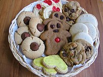 Plateful of Christmas Cookies
