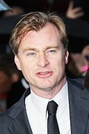 Christopher Nolan, London, 2013
