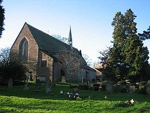 Church Aston - Image: Church Aston geograph.org.uk 287100