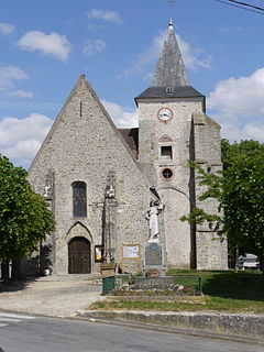 Courpalay Commune in Île-de-France, France