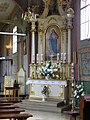 Church of St. Erasmus of Formiae in Barwald Dolny 6.jpg