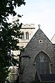 Church of St. Mary, Lambeth Bridge Roundabout, now the Museum of Garden History 15.jpg
