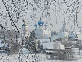 Suzdal - The Cathedral of Nativity