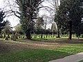 Churchyard at St Nicholas, Harpenden - geograph.org.uk - 373438.jpg
