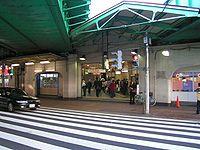 Chuuousen Ookubo eki 1.jpg