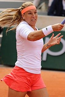 Dominika Cibulková Slovak tennis player