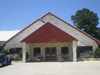Centerville, Texas - Image: Citizens State Bank, Centerville, TX IMG 6240