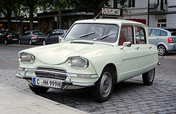 Citroën Ami 6 Berline (1961–1969)