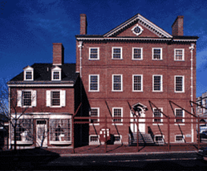 Second Continental Congress - Image: City Tavern Philly