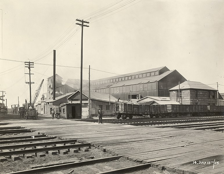 File:City Yard, Esplanade E., S. w. corner Princess St.jpg