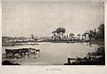 City of Oxford; the river with a glimpse of Oxford behind. E Wellcome V0014234.jpg