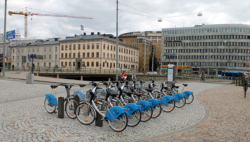File:Citybikes in Gothenburg, Styr och staell - 2012 ubt.JPG