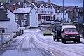 Clarach Road, Borth - a VERY cold morning. - geograph.org.uk - 1710272.jpg
