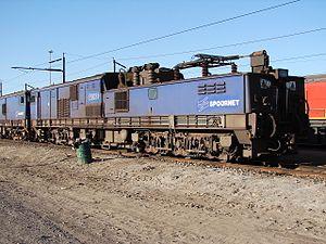 South African Class 9E, Series 2 - Image: Class 9E Series 2 E9031