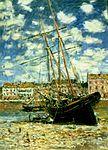 Claude Monet - Bateau couché à marée basse.jpg