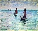 Claude Monet - Bateaux de pêche - Van Vlissingen Art Foundation.jpg