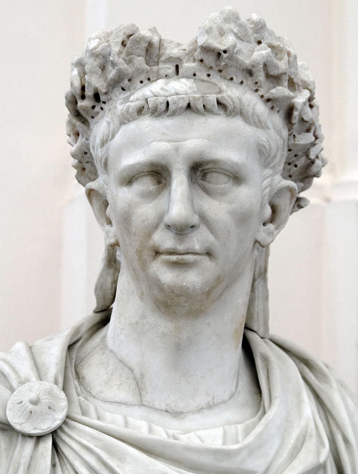 Tiberius Claudius Caesar Augustus Germanicus ile ilgili görsel sonucu