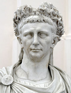Claudius 4th Roman emperor, from AD 41 to 54
