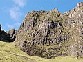 Cliffs north of the Quiraing - geograph.org.uk - 240461.jpg
