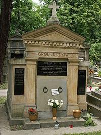 Cmentarz Rakowicki Grob Dietla.jpg