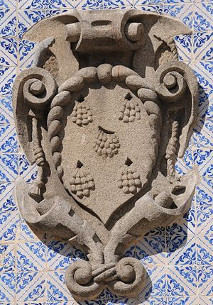 Coat of Arms Terceiros Church.JPG